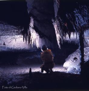 (G076) Caudano ramo dei cristalli 1978